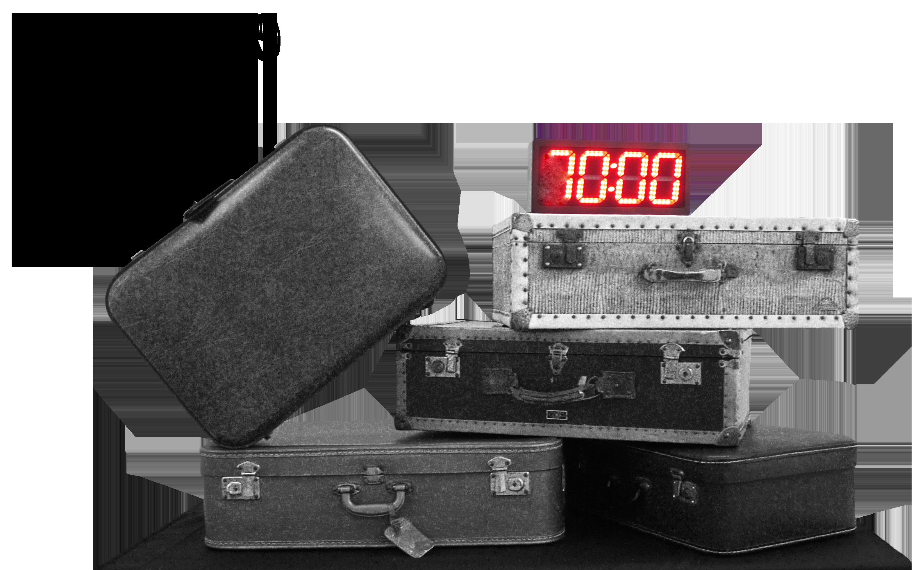 maletas TITULO 70 - los cinco